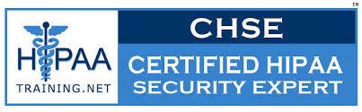 HIPAA CHSE Logo